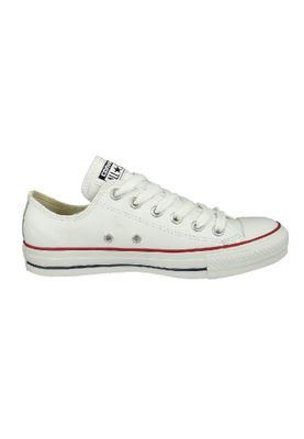 Converse Chucks 132173C AS OX Classic White Lea White Leather – Bild 5