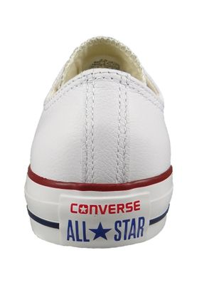 Converse Chucks 132173C AS OX Classic Lea White Leder Weiß – Bild 6