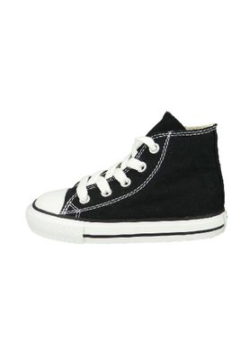Converse Chucks Kinder 7J231 AS HI CAN Black Schwarz – Bild 3