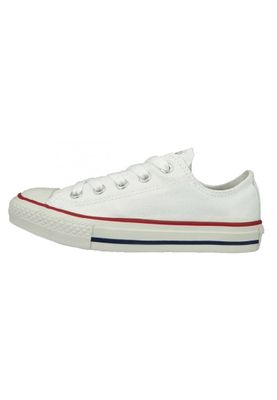 Converse Chucks Weiss 3J256 Youth Kinder Optical White CT AS OX – Bild 4