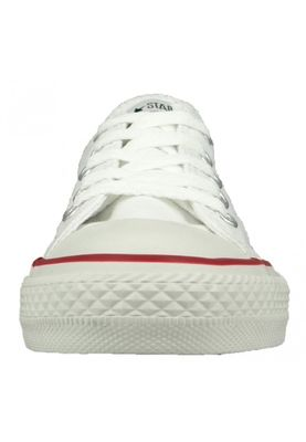 Converse Chucks Weiss 3J256 Youth Kinder Optical White CT AS OX – Bild 3