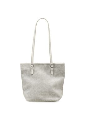Tamaris Bag IVY Mini Shopper Bag Handbag Shoulder Bag Light Gray Gray