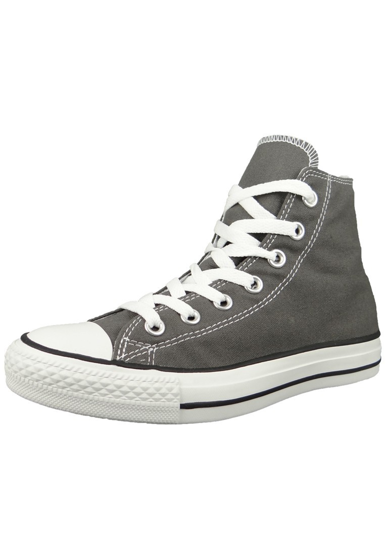 b9cdc65aa3b56 Converse Chucks 1J793 Charcoal Grau Chuck Taylor All Star HI ...