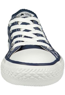 Converse Chucks Kinder 3J237C AS OX Blau Navy – Bild 4