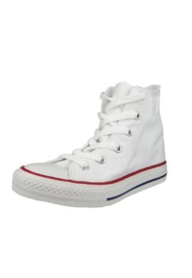 Converse Chucks Kinder 3J253C AS HI CAN White Weiss – Bild 1