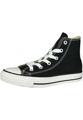 Converse Chucks Kinder 3J231C AS HI CAN Black Schwarz – Bild 1