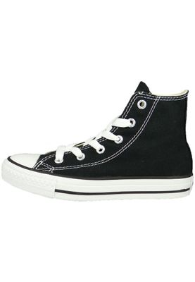 Converse Chucks Kinder 3J231C AS HI CAN Black Schwarz – Bild 4