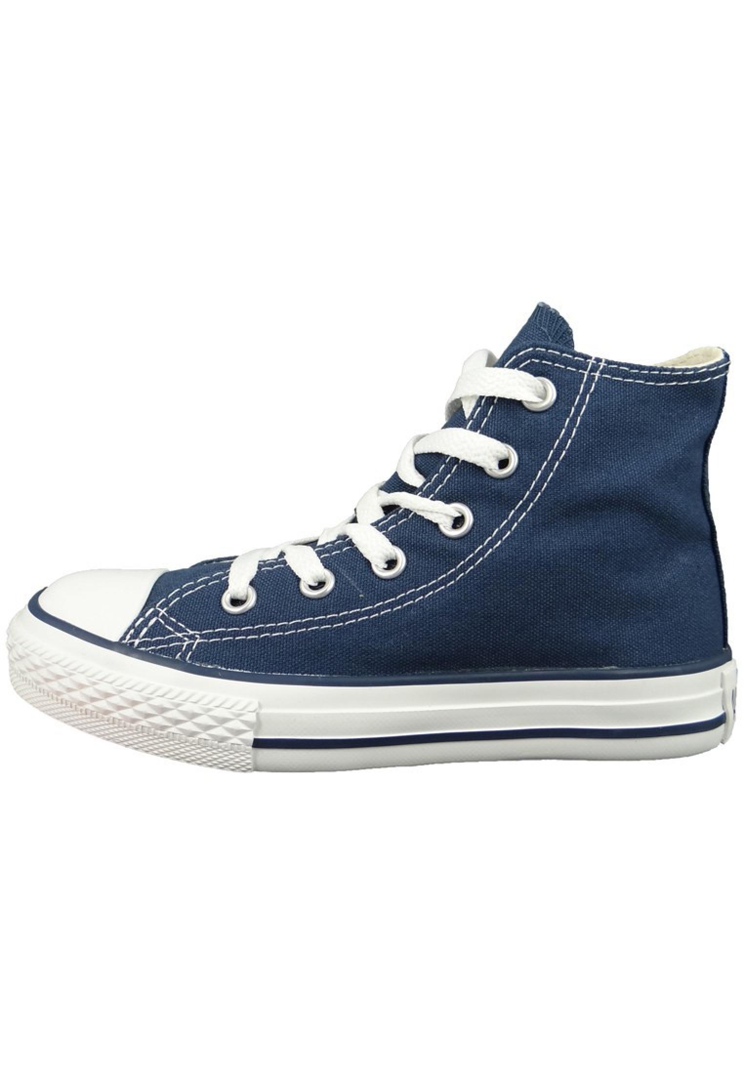 converse chucks kinder 3j233c as hi can navy blau marken converse. Black Bedroom Furniture Sets. Home Design Ideas