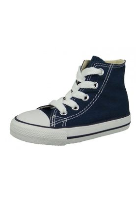Converse Chucks Kinder 7J233C AS HI CAN Navy Blau – Bild 1