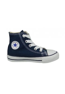 Converse Chucks Kinder 7J233C AS HI CAN Navy Blau – Bild 2