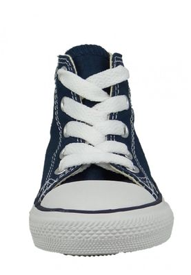 Converse Chucks Kinder 7J233C AS HI CAN Navy Blau – Bild 5