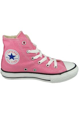 Converse Chucks Kids 3J234C AS HI CAN Pink Pink – Bild 4