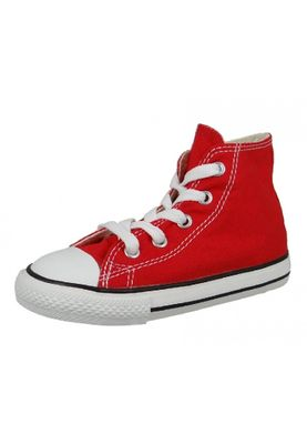 Converse Chucks Kinder 7J232C AS HI CAN Red Rot – Bild 1