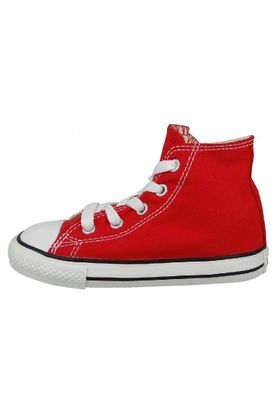 Converse Chucks Kids 7J232C AS HI CAN Red Red – Bild 4