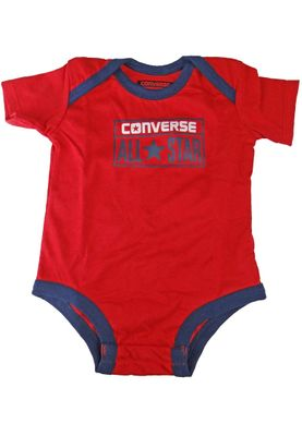 Converse Baby Strampler 562273 Jungs - Baby Bodys 5er Set auf Bügel – Bild 5