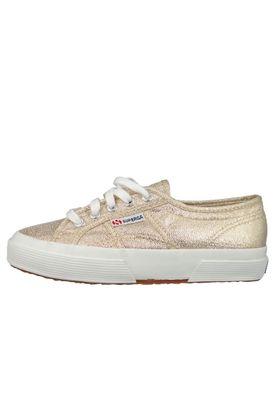 Superga Schuhe Sneaker LAMEW Classic Gold 2750 – Bild 4
