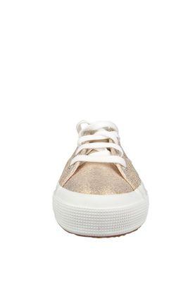 Superga Schuhe Sneaker LAMEW Classic Gold 2750 – Bild 6