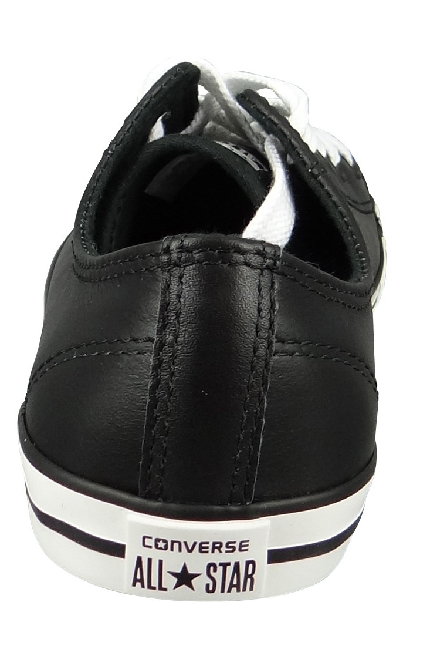 Converse Chucks 537107C Chuck Taylor All Star Dainty OX Black Schwarz