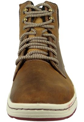 CAT Caterpillar Shoes Colfax Mid P716680 Dark Beige Brown – Bild 2