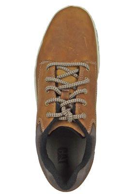 CAT Caterpillar Schuhe Apa P716677 Colfax Dark Beige Braun – Bild 6