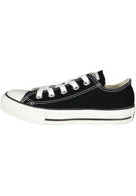 Converse Chucks Kinder 3J235C AS OX Schwarz Black – Bild 4