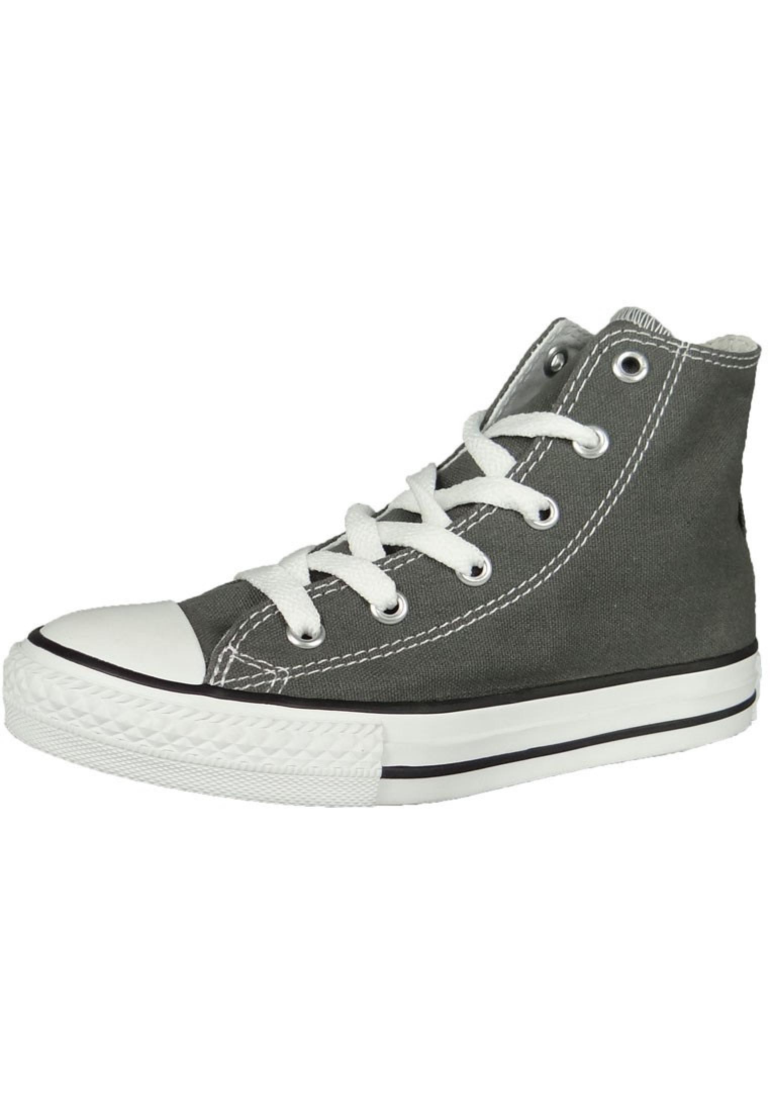 Converse Chucks Kinder 3J793C HI Charcoal Grau