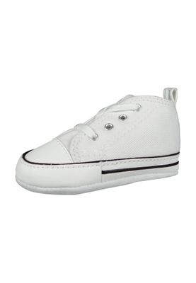 Converse Baby Chucks 88877 First Star White Weiß – Bild 1