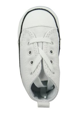 Converse Baby Chucks 88877 First Star White Weiß – Bild 7
