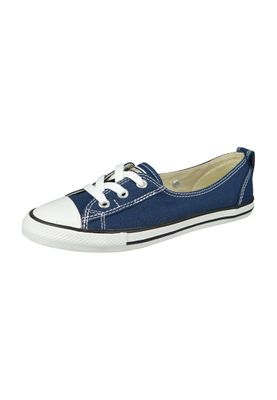 Converse Chucks Ballerina 547165C Dainty All Star Ballet Lace Navy Blue – Bild 1