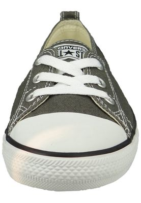 Converse Chucks Ballerina 547164C Dainty All Star Ballet Lace Charcoal Gray – Bild 3