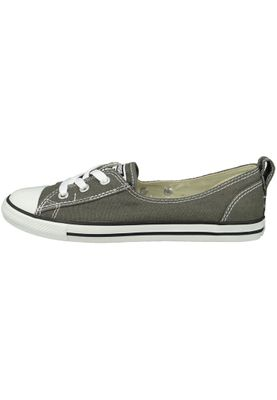 Converse Chucks Ballerina 547164C Dainty All Star Ballet Lace Charcoal Gray – Bild 4