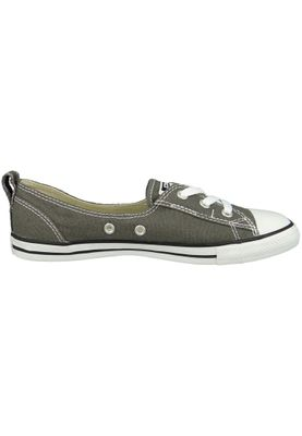 Converse Chucks Ballerina 547164C Dainty All Star Ballet Lace Charcoal Gray – Bild 5