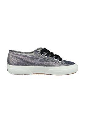 Superga Shoes Sneaker LAMEW Classic Metallic Gray Gray 2750 – Bild 2