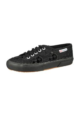 Superga Shoes Sneakers COTU Marcrame Black Black 2750 – Bild 1