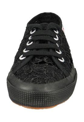 Superga Shoes Sneakers COTU Marcrame Black Black 2750 – Bild 2