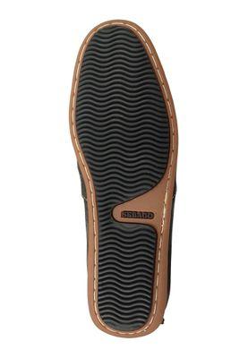 Sebago Schuhe B180024 Canton Two Eye Black Schwarz – Bild 6