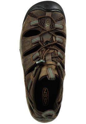 KEEN Herren Hybrid-Hiker Trekkingsandale ARROYO II Slate Black/Bronze Green Braun/Schwarz - 1002427 – Bild 7