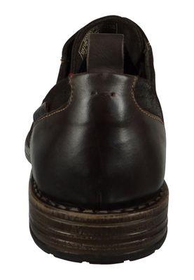 Levis Shoes Placerville Low Lace Up Dark Brown Brown - 223265-825-29 – Bild 6