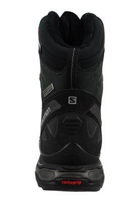 Salomon Schuhe X Ultra Winter CS WP 376635 Schwarz Black Autobahn – Bild 4