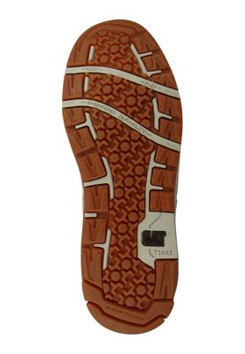 CAT Caterpillar Schuhe Colfax Mid P716678 Honey Braun – Bild 5