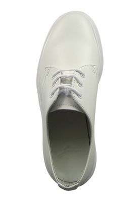 Dr. Martens 1461 MONO Smooth White White 3 Hole 14346100 – Bild 6