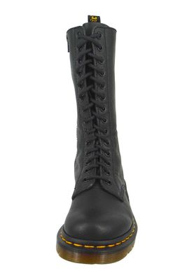 Dr. Martens 1914 1B99 11820008 Women's Boots Virginia Black Black 14-Hole Zip Boot – Bild 2