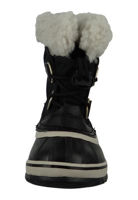 Sorel Kids Winter Boots YOOT PAC Nylon Lined Youth NY1879-010 Black Black – Bild 2