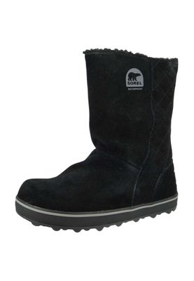 Sorel Women's Winter Boots NL1975-011 GLACY Black Black – Bild 1