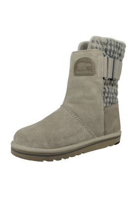 Sorel Women's Winter Boots Boot NL2148-103 NEWBIE Silver Sage Brown – Bild 1
