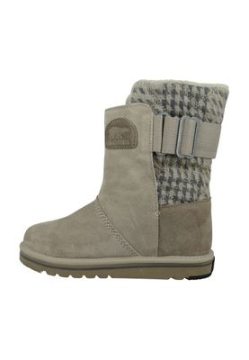 Sorel Women's Winter Boots Boot NL2148-103 NEWBIE Silver Sage Brown – Bild 6