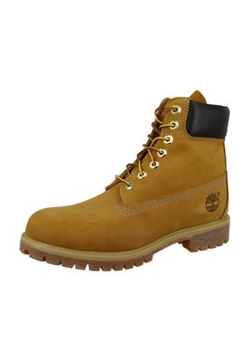 Timberland 6 Inch Premium FTB 10061 Men's Boots Wheat Yellow Brown – Bild 1