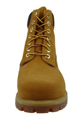 Timberland 6 Inch Premium FTB 10061 Men's Boots Wheat Yellow Brown – Bild 5