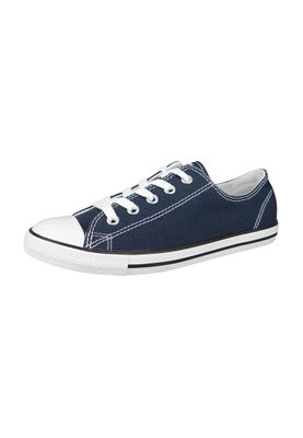 Converse Chucks 537649C AS Dainty Basic OX Tex Navy Blue – Bild 1