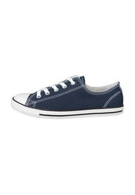 Converse Chucks 537649C AS Dainty Basic OX Tex Navy Blau – Bild 2